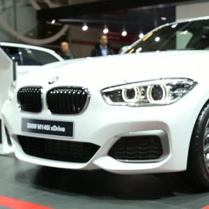 Mondial 2016 : BMW M140i