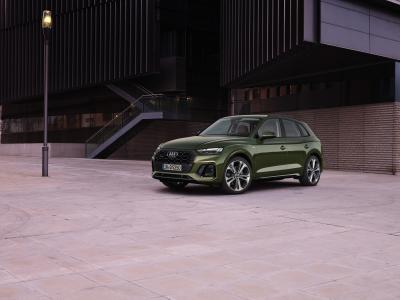 Audi Q5 2020 : le restylage du SUV en vidéo