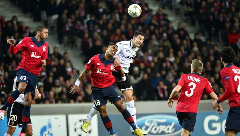 LOSC - Valence : l'historique des confrontations en Coupe d'Europe