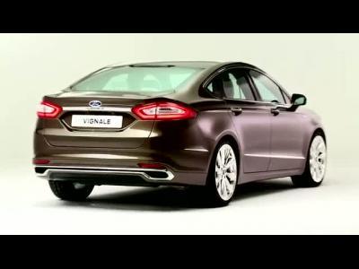 Nouvelle vidéo de la Ford Mondeo Vignale
