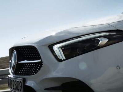 La nouvelle Mercedes Classe A 2018 en vidéo