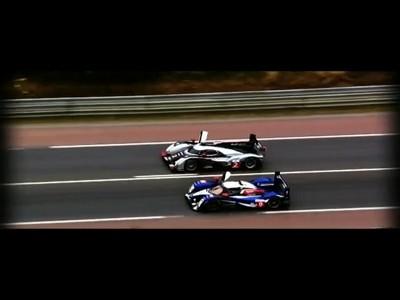 Peugeot fier de sa course au Mans