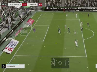 Borussia M'Gladbach - Union Berlin : notre simulation FIFA 20 (Bundesliga - 29e journée)
