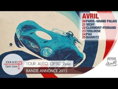 Tour Auto Optic 2000 - Bande Annonce 2015