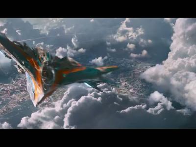Vidéos : Les Gardiens de la Galaxie - trailer