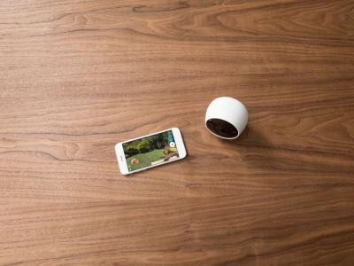 Circle 2 : vidéo de présentation officielle de la caméra de surveillance connectée de Logitech (VF)