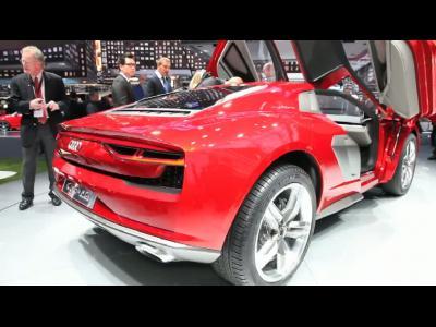 Francfort 2013 - Audi Nanuk quattro concept