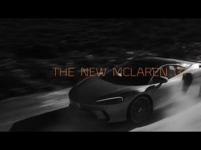 McLaren GT : la sportive en vidéo