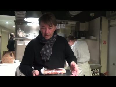 Le foie gras d'Apicius en 5 mn avec Jean-Pierre Vigato
