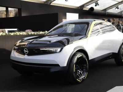 Opel GT X Experimental : l'Opel du futur au FAI 2020