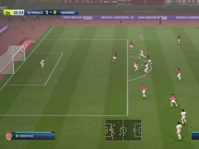 Monaco - Girondins de Bordeaux : notre simulation FIFA 20 (L1 - 33e journée)
