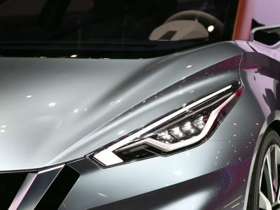 Nissan Sway : la future Micra s'annonce musclée