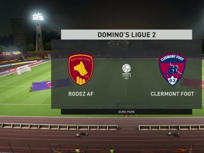 Rodez AF - Clermont Foot 63 : notre simulation FIFA 20 (L2 - 29e journée)