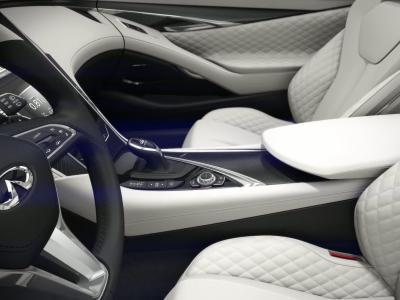Le concept Infiniti Q60 se dévoile entièrement à l'ouverture du salon de Detroit
