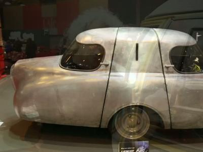 Les Rhomboïdes au Salon Retromobile