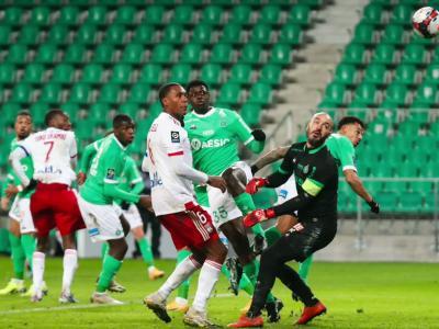 ASSE : le debrief du match face à l'Olympique Lyonnais