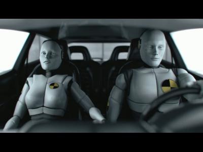 Quand les crash-test dummies prennent vie...