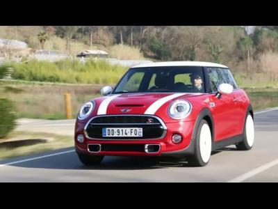 Essai nouvelle Mini Cooper S