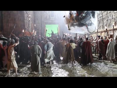 Dans les coulisses du film La légende d'Hercule