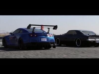 Fast & Furious version modèles réduits : tout aussi bluffant !