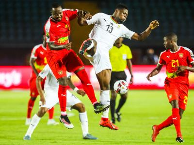 CAN 2019 : Le résumé et les buts de Guinée-Bissau - Ghana