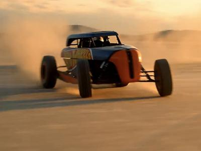 Le Hot Wheels Rip Rod s'éclate en Ford Ecoboost