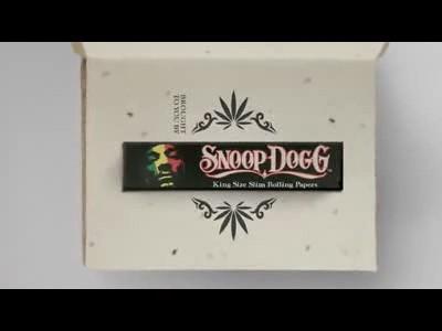 Snoop Dog créé un livre... à fumer !