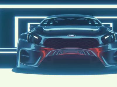 Kia prépare une Cee'd GT de course pour le TCR