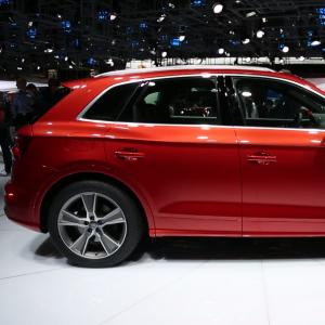 Mondial 2016 : Audi Q5