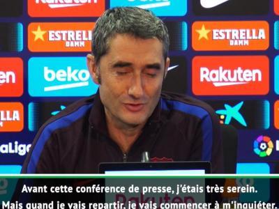 14e j. - Valverde réitère sa confiance à Griezmann