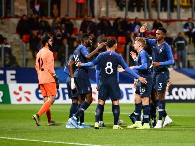 Slovaquie-France Espoirs : le résumé et les buts de la rencontre