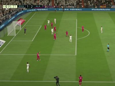 Real Madrid - Deportivo Alavés : notre simulation FIFA 20 (Liga - 35e journée)