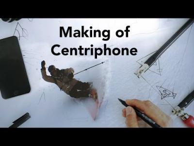 Making of Centriphone de Nicolas Vuignier