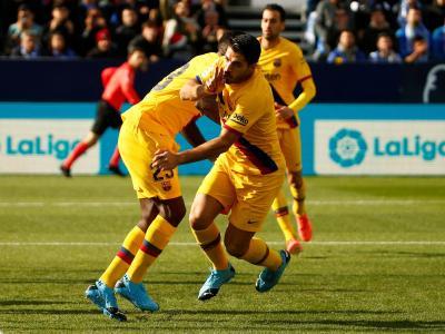 Liga : Le Barça s'en sort bien