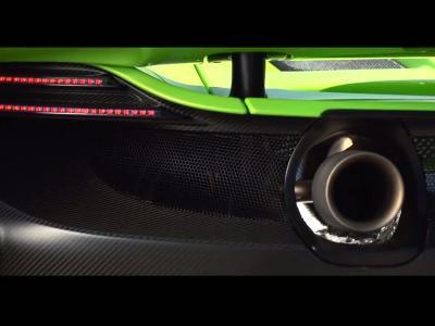 Un tour en McLaren 675LT sur le circuit de Castelloli