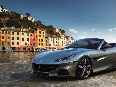 Ferrari Portofino M (2021) : le restylage en vidéo