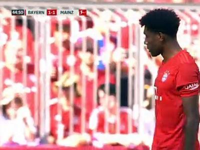 Bayern Munich : Le coup franc magistral d'Alaba !