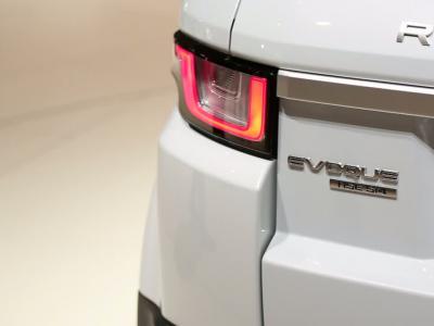 Genève 2015 | Range Rover Evoque