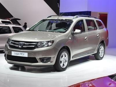 Genève 2013 : Dacia Logan MCV 2
