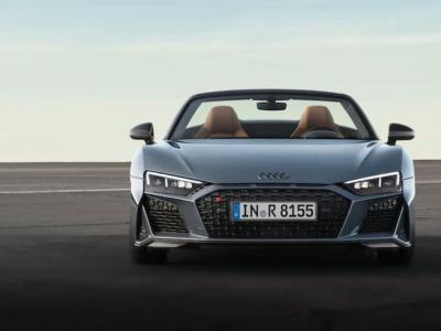 Audi R8 : le constructeur allemand revoit sa supercar pour 2019
