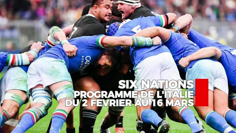 Calendrier Du Tournoi Des 6 Nations.Video Tournoi Des Vi Nations 2019 Le Calendrier De L