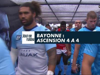 Aviron Bayonnais - Montpellier : résumé et essais du match de Top 14