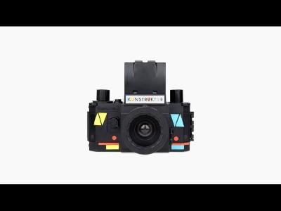 The Konstruktor : la première caméra à construire