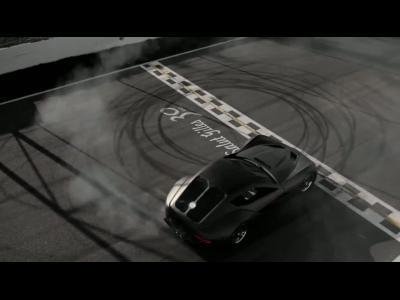 L'étonnante Felino CB7 en action sur circuit