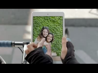 iPad mini en vidéo