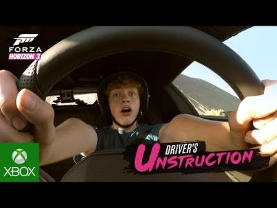 Forza Horizon 3 : le live action trailer Driver's Unstruction