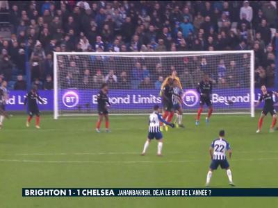Brighton - Chelsea : les Blues craquent sur l'un des buts de l'année !