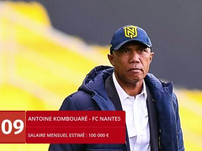 Ligue 1 : le top 10 des salaires des entraîneurs de la saison 2020-2021