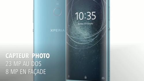 Sony Xperia XA2 : prix, date de sortie et fiche technique du smartphone