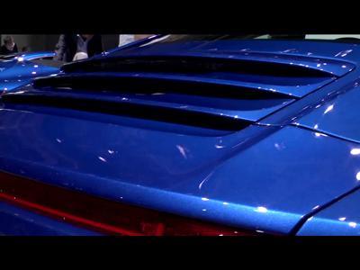 Porsche 911 Carrera 4 et 4S - Mondial 2012